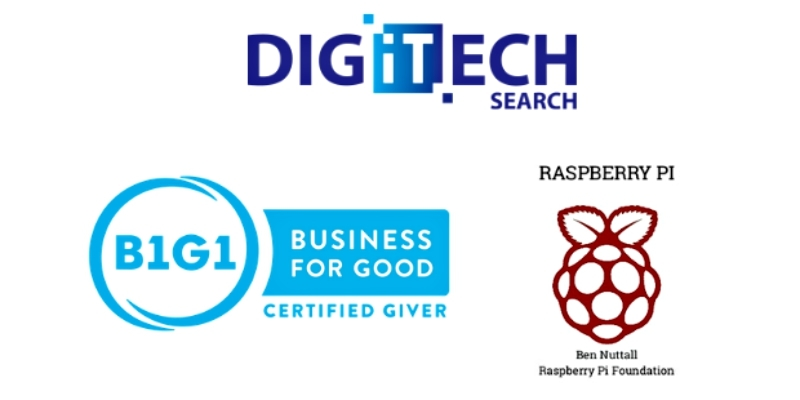DigiTech's Charity Partnerships - Helping tomorrow's world today