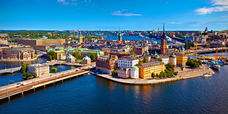 Senior Frontend Developer, Stockholm